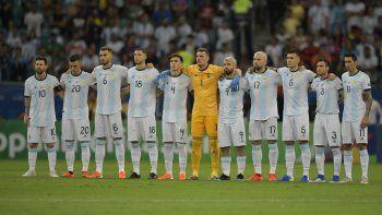 La selección argentina ya conoce su cronograma de partidos en la Copa América.