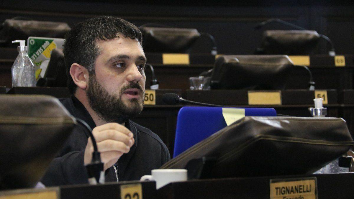 Facundo Tignanelli: Es una gran irresponsabilidad que Vidal salga a buscar el voto por Zoom