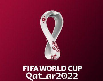 La FIFA presentó el logo del Mundial Qatar 2022.