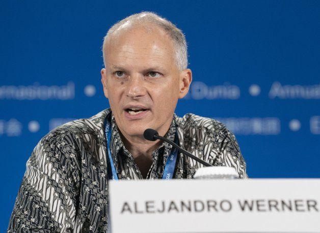 Alejandro Werner