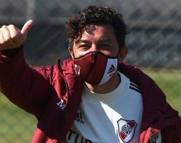 Gallardo rechazó una oferta u$s30 millones del fútbol árabe