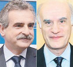 Agustín Rossi y Guido La Tella