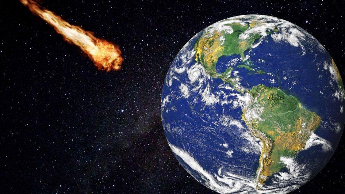 Un enorme asteroide se acerca a la Tierra: se llama