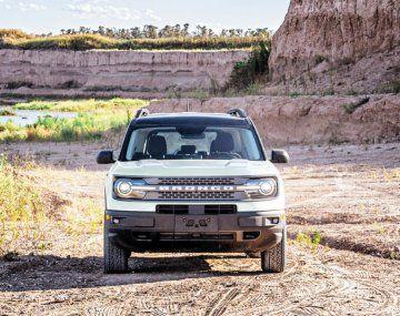 El regreso de un SUV para el uso intensivo todoterreno