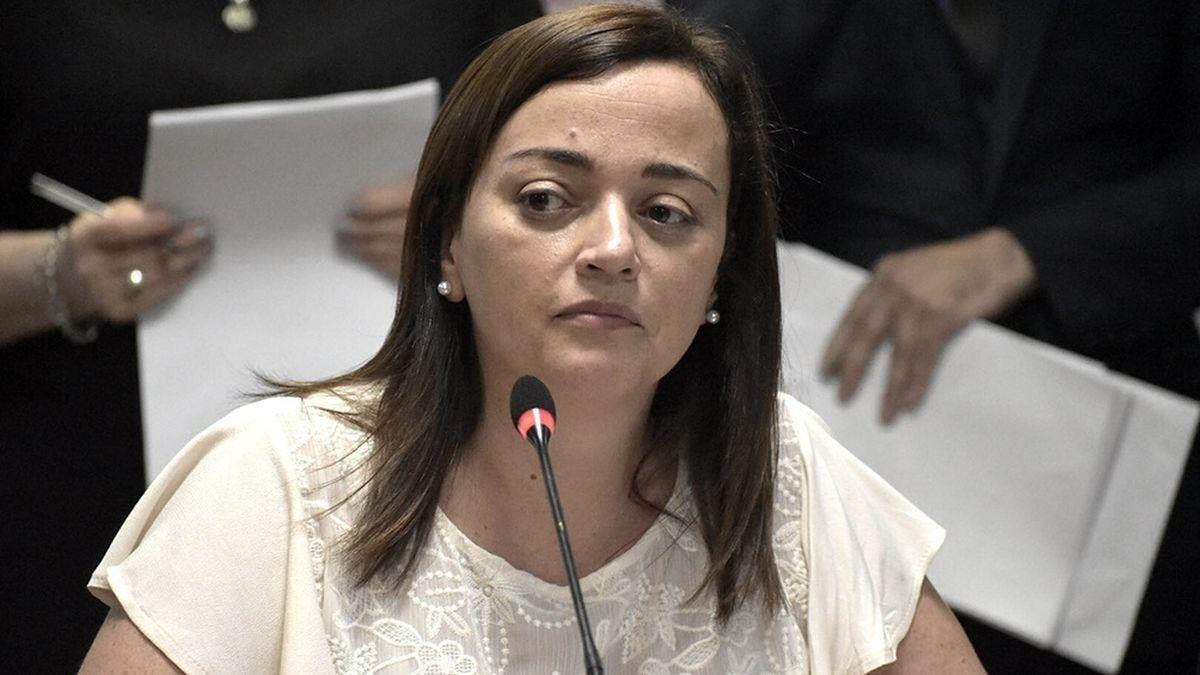 Cecilia Moreau, vicepresidenta del bloque del Frente de Todos (FdT).