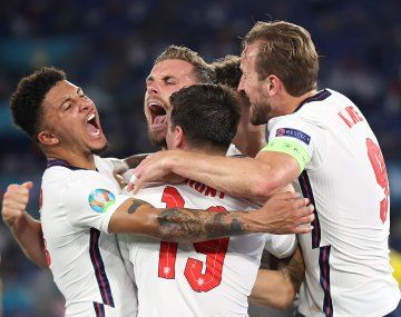 Inglaterra tiene un andar intimidante y es serio candidato a quedarse con el título.