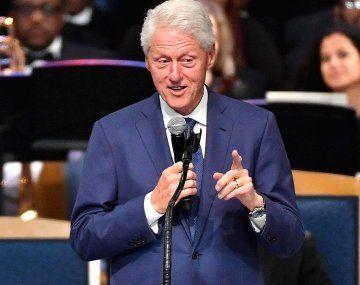 Bill Clinton habló de su infidelidad con Mónica Lewinsky.