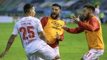 Argentinos se lo dio vuelta a Aldosivi y todavía sigue con chances en la Copa de la Liga.