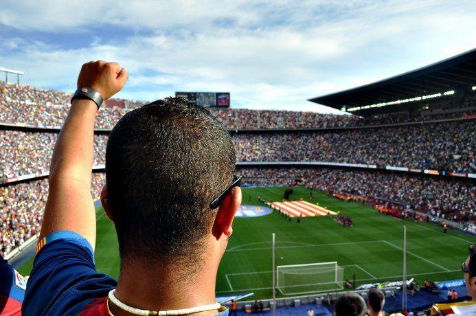 Vuelve el público a los estadios españoles