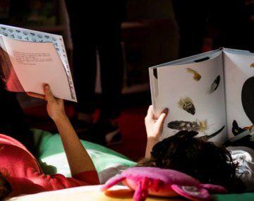 La Ciudad ideó distintas propuestas para fomentar la lectura desde el hogar en el Día Internacional del Libro.