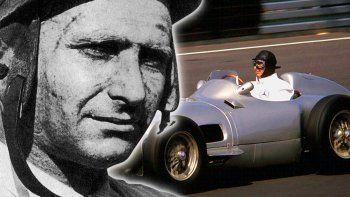 Fangio fue la primer leyenda de la Fórmula 1 y uno de los grandes deportistas argentinos de toda la historia