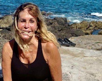 Pata Villanueva está internada en terapia intensiva tras sufrir un accidente en su casa de Punta del Este.
