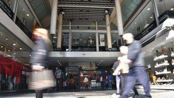 Las ventas minoristas mostraron un incremento interanual.