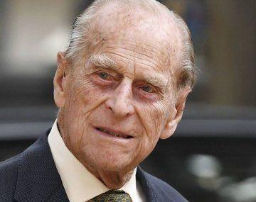 Reino Unido: internaron al príncipe Felipe de 99 años por un malestar
