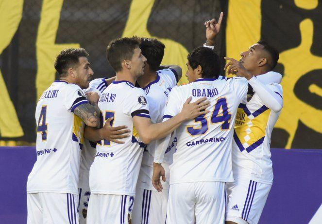 Esto es copa: Boca no dejó dudas y debutó en la Libertadores con un triunfo en La Paz