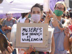 La feminización de la pobreza se agravó con la pandemia
