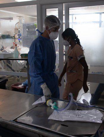 Falleció otra enfermera con coronavirus y es el quinto caso desde que comenzó la segunda ola.