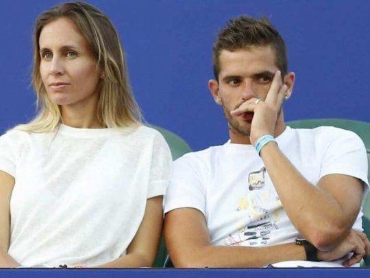 Fernando Gago y Gisela Dulko se habrían separado en medio de un escándalo  por infidelidades