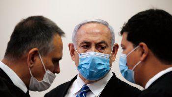 Benjamín Netanyahu lleva doce años en el poder en Israel.
