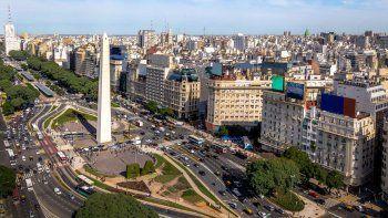 segun un informe, buenos aires es la ciudad mas competitiva de america latina