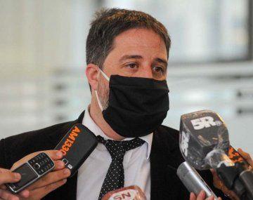 El fiscal Matías Edery