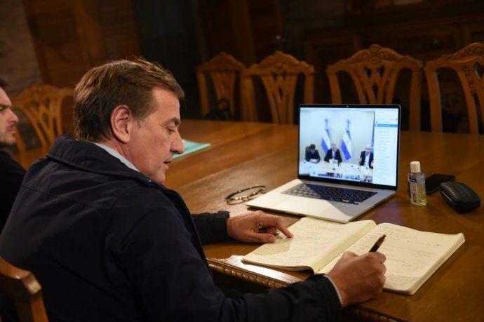 El gobernador Rodolfo Suárez no autorizará nuevas flexibilizaciones a la cuarentena