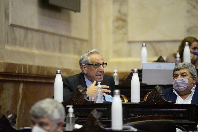 El diputado radical facundo Suárez Lastra.