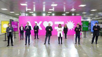 La foto del Frente de Todos reedita la unidad lograda en 2019 de cara a las elecciones de medio término en donde ya comenzará a palpitarse el 2023.