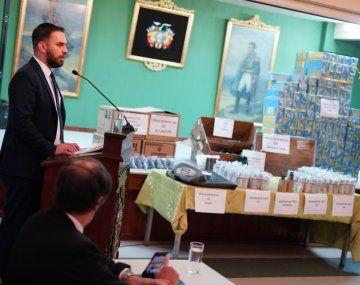 Juez rechazó tomar contrabando a Bolivia y causa ingresa en limbo