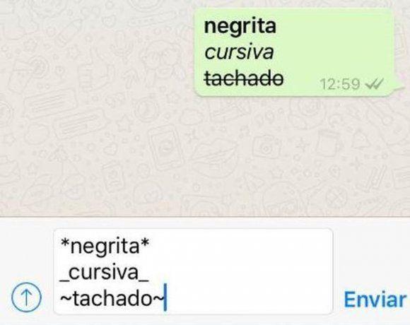 Funciones de WhatsApp.
