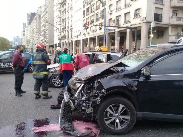 Frente a un choque debemos tener en cuenta algunos detalles antes de reclamar en el seguro. del vehículo: