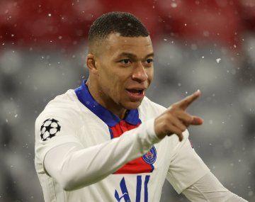Afirman que Mbappé no renovará con el PSG para irse al club de sus sueños