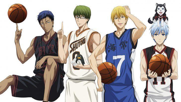 Kuroko no Basket: Temporada 1