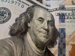 El dólar ahorro superó por primera vez los $166