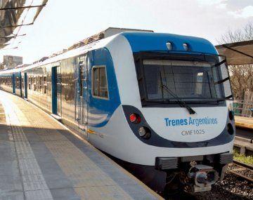 La reactivación del ramal forma parte del Plan de Modernización del Transporte Ferroviario que el Gobierno Nacional.