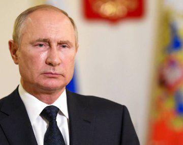 Vladimir Putin aún no ha sido inoculado con la vacuna.