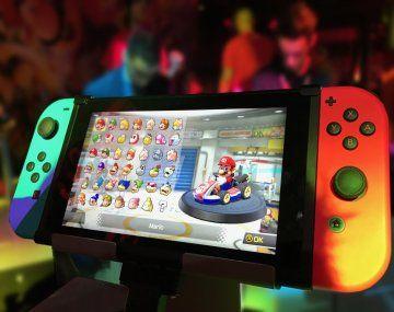Nintendo cree que no podrá satisfacer la demanda de Switch.