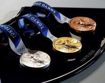 Juegos Olímpicos Tokio 2020: cuánto dinero reciben los atletas que ganan medallas
