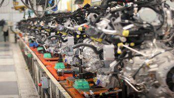 la industria crecio por segundo mes consecutivo: se expandio 3% en junio