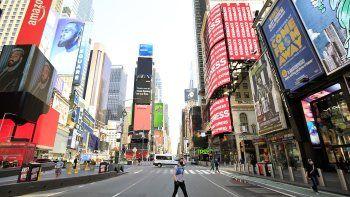 La ciudad de Nueva York reabrirá al 100 por ciento luego de un año.