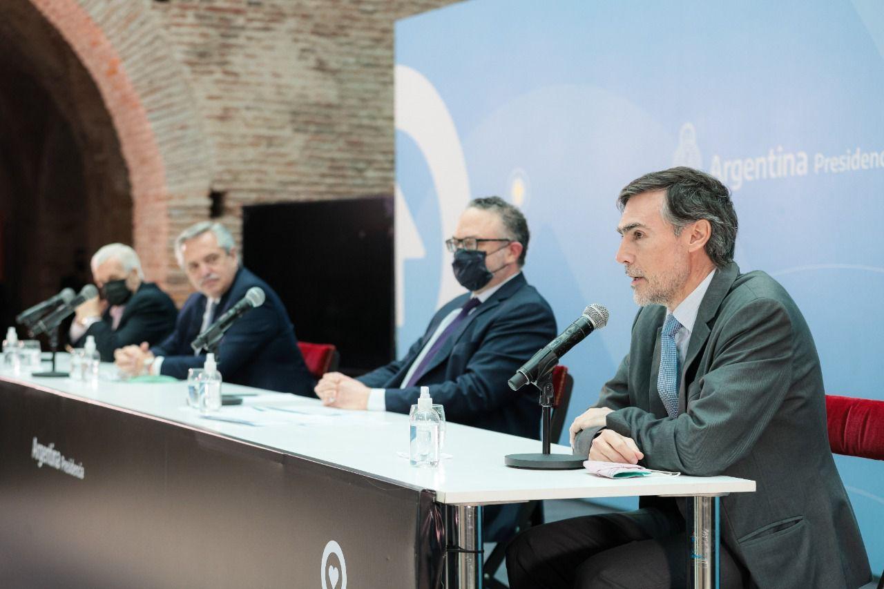 cadieel respaldo el proyecto de ley de compre argentino