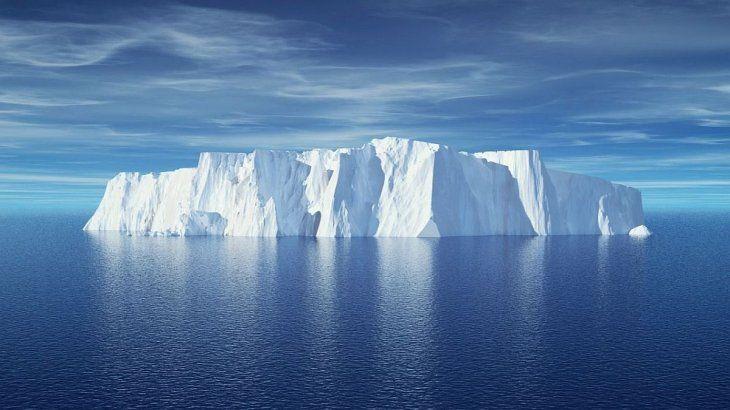 El iceberg A-68A podría tocar tierra este mes