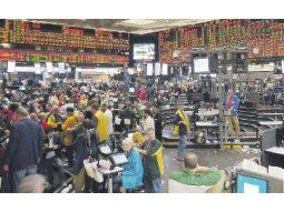 Chicago. Se está viviendo un período de alta volatilidad, la operatoria sigue de cerca el estado de los cultivos norteamericanos.