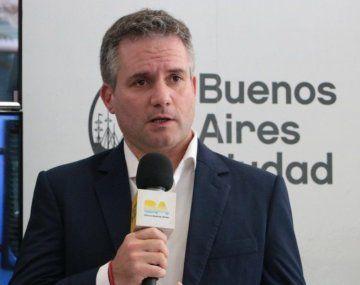 Marcelo DAlessandro quedará a cargo de la cartera de Justicia y Seguridad porteña.