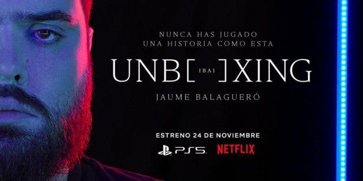 Ibai Llanos pasa de Twitch a la pantalla de Netflix en una colaboración exclusiva con PlayStation.