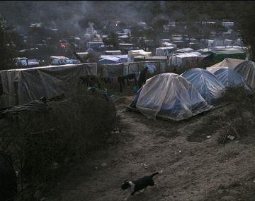 Grecia inaugura su primer campamento cerrado para migrantes