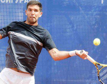 Delbonis sigue adelante en Belgrado y continúa con una buena racha en la gira previa a Roland Garros.