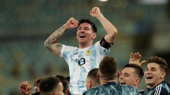 Lionel Messi quiere un vino propio