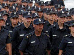 El gobierno bonaerensepresentó elPlan Integral de Seguridad.