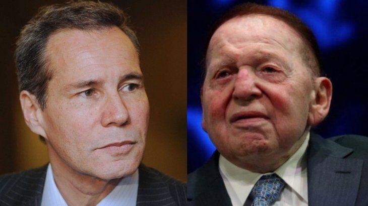 Nisman recibió dinero del magnate estadounidense